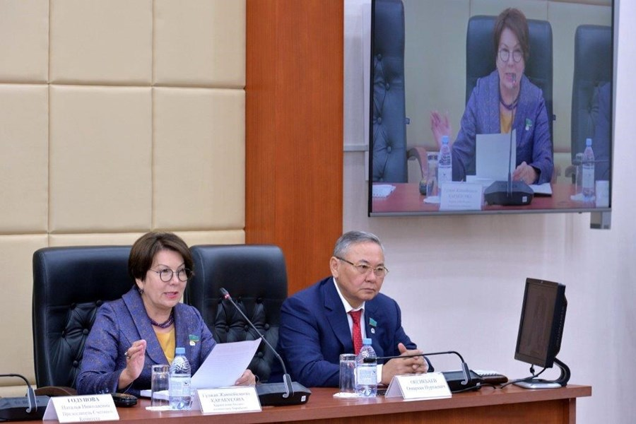 12.09.2019 The draft budget for 2020-2022 was presented in the Mazhilis